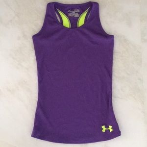 Under Armour Fitted Ribbed Tank
